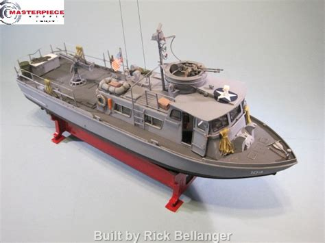 Swift Boat Interior by Pcf Swift Boat 1 35th Scale Masterpiece Models