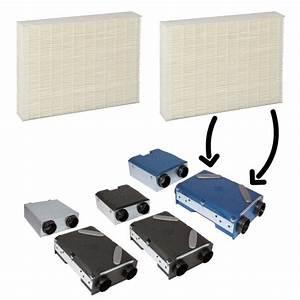 Double Flux Aldes : lot de 2 filtres pour vmc dee fly et dee fly modulo sans ~ Edinachiropracticcenter.com Idées de Décoration