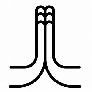 Namaste Symbol | Namaste Tattoo | Pinterest | Namaste ...