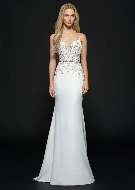 Style 6659 Edie Look Book Front | Wedding dresses, Hayley ...