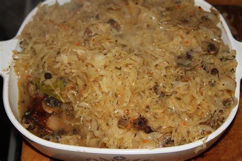 sauerkraut recipes spareribs and kraut