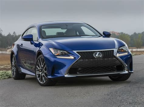 lexus hatchback 2016 lexus rc 200t price photos reviews features