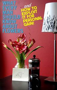 What Every Man Should Know About Giving Flowers