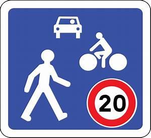Panneau De Signalisation Personnalisé : panneau de signalisation d 39 une zone de rencontre en france ~ Dailycaller-alerts.com Idées de Décoration