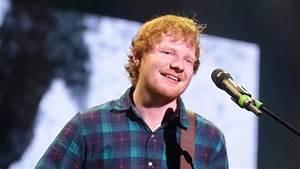 La Vedette Britannique Ed Sheeran Surprend Une De Ses