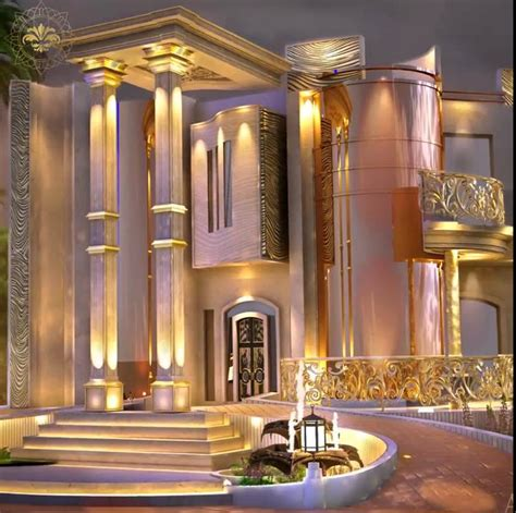 Home Design Interior And Exterior by Algedra Interior Design Luxury Villa Exterior Design In