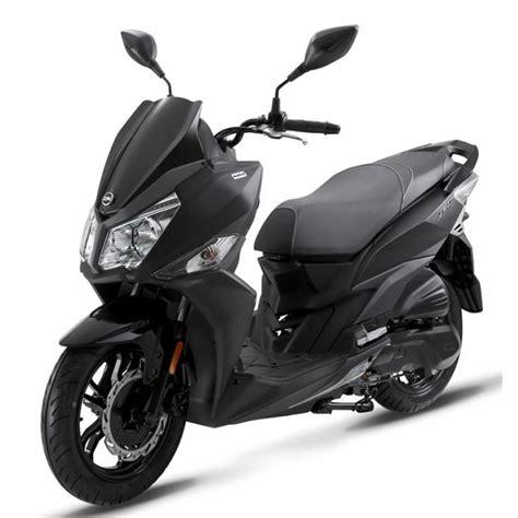 scooter jet  sym  cm
