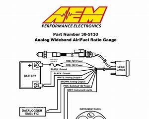 Aem Air Fuel Gauge Wiring Diagram