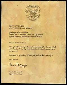 5 harry potter letter 1 With harry potter hogwarts invitation letter