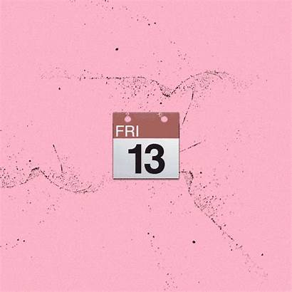 Friday 13th Giphy Gifs Mtv Pink Happy