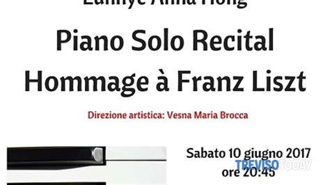 Piano Solo Recital. Hommage à Franz Liszt Eventi A Treviso
