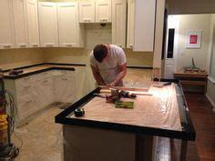 Pour Your Own Concrete Countertops by Concrete Countertops Countertops And Marbles On
