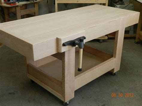 build  diy workbench dowelmax
