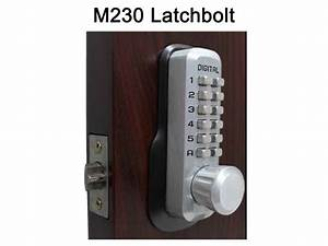 11  Installation And Documentation   Keyless Entry Locks