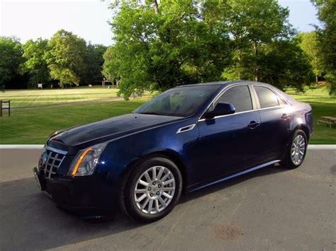 Cadillac Cts Blue by 2013 Cadillac Cts Sport 3 0l Luxury For Sale 18 Used Cars