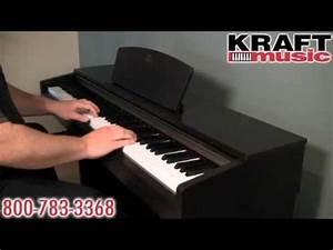 Yamaha Ydp 161 : kraft music yamaha arius ydp 161 digital piano demo ~ Kayakingforconservation.com Haus und Dekorationen
