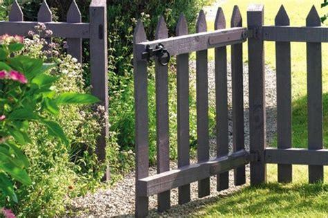 Garten Gestalten Zaun by Moderne Gartenzaungestaltung 26 Interessante Vorschl 228 Ge