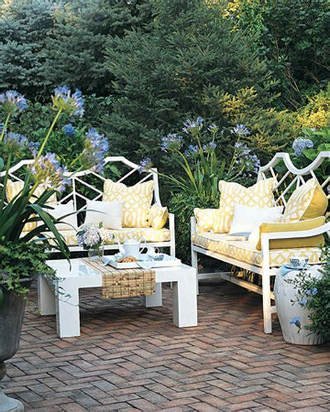 martha stewart decorations outdoor creative outdoor spaces martha stewart