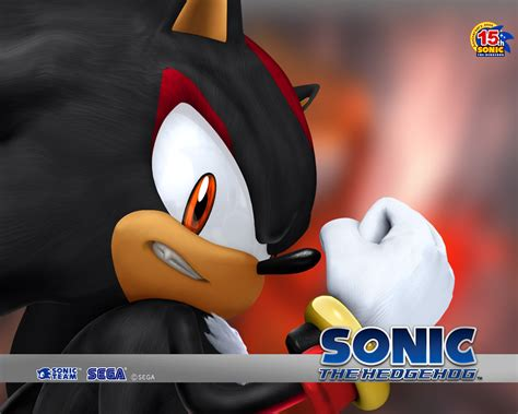 Shadow the Hedgehog 2006 Sonic