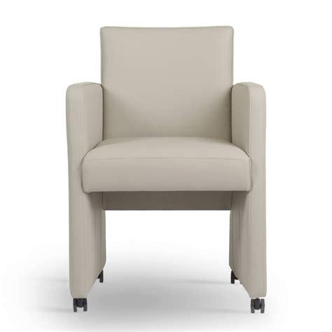 chaise de à roulettes chaise de salle a manger avec