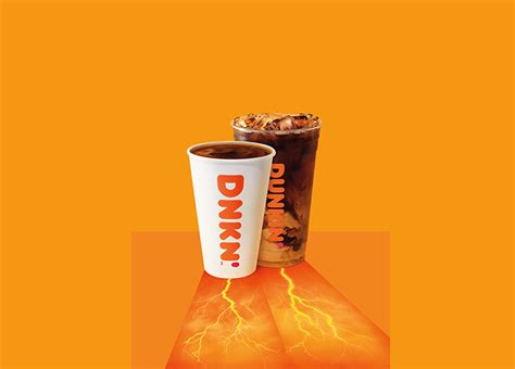 Iced signature latte delicious espresso dunkin. Dunkin' adds 20% more caffeine with Extra Charged Coffee offering   Tea & Coffee Trade Journal