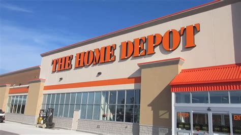 Home Depot Stock Cabinets: Brampton West Location