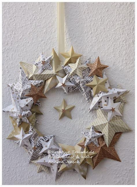 Weihnachtsdeko 2014 Basteln by Kreative Tr 228 Ume Papierkunst Mehr Meine Weihnachtsdeko