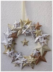 Weihnachtsdeko Selber Machen Wohnung : kreative tr ume papierkunst mehr meine weihnachtsdeko 2014 weihnachtskr nze basteln ~ A.2002-acura-tl-radio.info Haus und Dekorationen