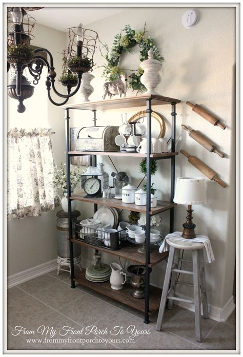 updated french farmhouse breakfast nook farm house