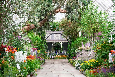 nyc botanical gardens american impressionist gardens at the nybg artnet news