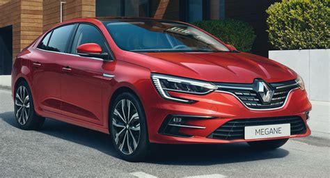 2021 Renault Megane Sedan Facelift Blends Subtle Styling ...