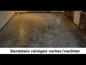 Backofen Reinigen Vorher Nachher : sandstein reinigen beispiele vorher nachher steindoktor youtube ~ Markanthonyermac.com Haus und Dekorationen