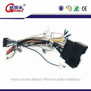 Audio Wiring Harness