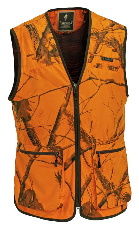 saftey vest pinewood camouflage vests hunting products pinewood