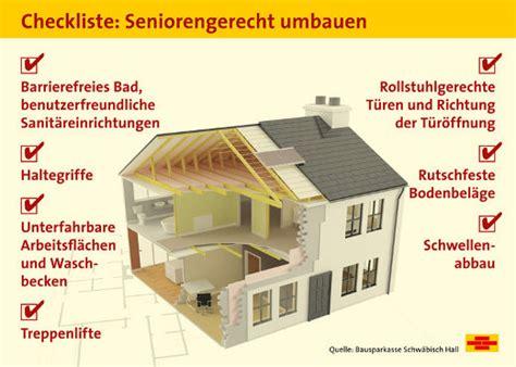 Altersgerecht Wohnen Die Wichtigsten Umbaumassnahmen Und Ihre Kosten by Kosten F 252 R Barrierefreies Umbauen Und Sanieren