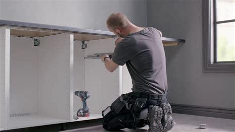 tuto installer une cuisine ikea
