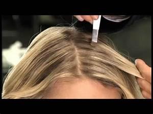 Ansatz Färben Blond : blonde highlights auffrischen ohne f rben color wow ansatzpuder youtube ~ Frokenaadalensverden.com Haus und Dekorationen
