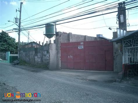 sale spacious warehouse  tandang sora qc