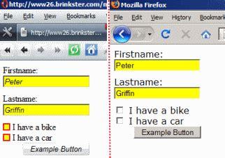 tech tips tricks trivia css attribute selector input