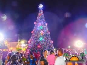 san pedro counts down to christmas with tree lighting ceremony the san pedro sun news