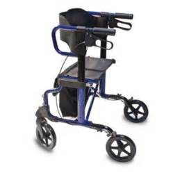 lumex combination rollator and transport chair blue walgreens