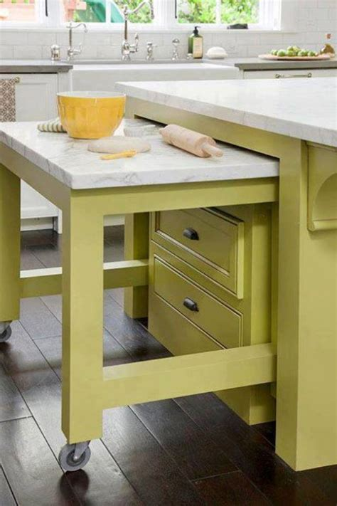 kitchen island pull out table island with pull out table for the home pinterest