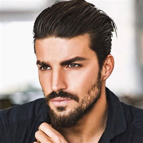 Mens Hairstyles For Faces by Best S Haircuts For Your Shape 2019 Illustrated