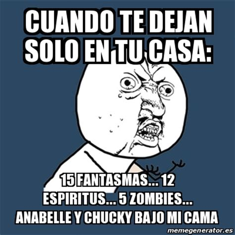 Meme Generator Espaã Ol - the gallery for gt chucky memes en espanol