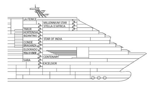 ncl gem deck plans pdf categorie e cabine della nave costa diadema costa
