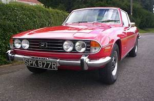 1973 Triumph Stag - Other Pictures