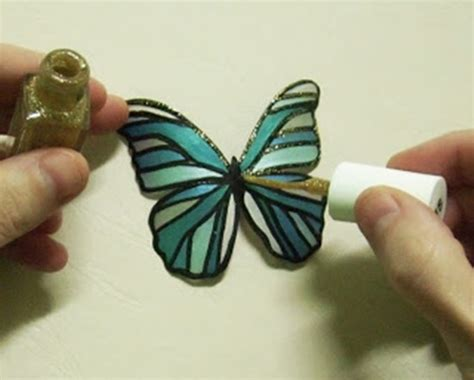 wonderful diy butterfly  plastic bottles