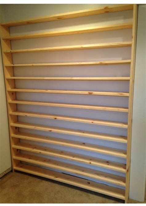 build a dvd cabinet extended shelf life diy cd storage for the serious music