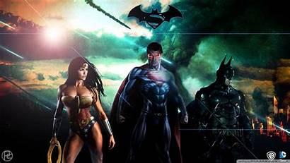 Wallpapers Superman Batman Wonderwoman Dc Wonder Woman