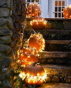 27, Diy, String, Lights, Ideas, For, Fall, Porch, And, Yard